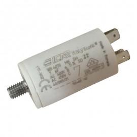 Condensateur permanent moteur à cosse 7 µF