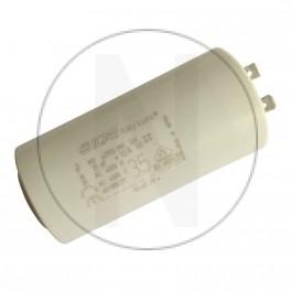 Condensateur permanent moteur à cosse 35 µF