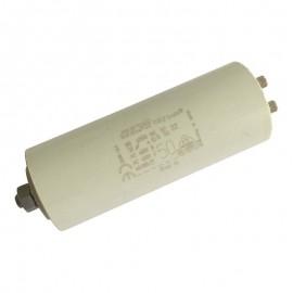 Condensateur permanent moteur à cosse 50 µF - 450 VAC - Icar ecofil WB40500