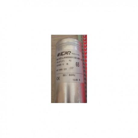 Condensateur permanent aluminium 65 µF
