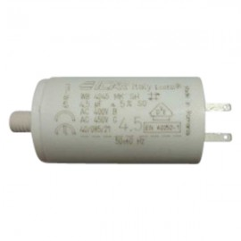 Condensateur permanent moteur à cosse 3.5 µF Catalogue   Produits