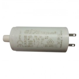 Condensateur permanent moteur à cosse 2.5 µF