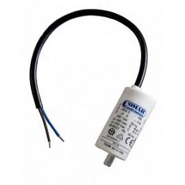 Condensateur permanent à câble 5 µF Comar