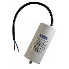 Condensateur permanent à câble 25 µF Comar