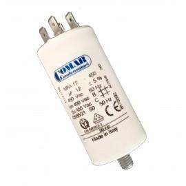 Condensateur permanent à cosses 12 µF Comar