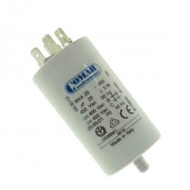 Condensateur permanent à cosses 20 µF Comar