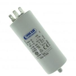 Condensateur permanent à cosses 25 µF Comar