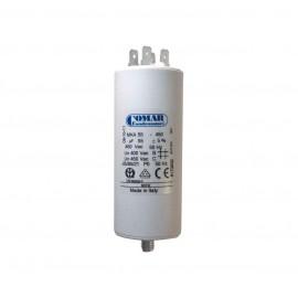Condensateur permanent à cosses 55 µF Comar