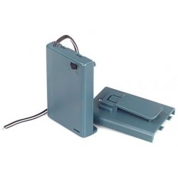 Support de batterie pour 3 piles AA avec interrupteur M-A