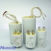 Condensateurs permanent de démarrage moteur