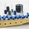 Condensateurs chimiques