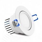 Spots LED orientables